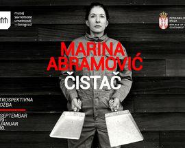 Marina Abramović Čistač