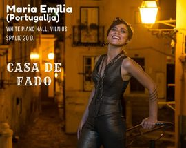 Maria Emília (Portugal). Casa de Fado