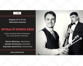 Opusai iš svingo eros / Opus From The Swing Era