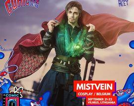 Comic Con Baltics 2019