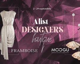 A List Designers Boutique | Moogu & Framboise
