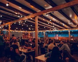 Beer & Movies at Ziemeļu Enkurs