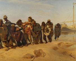 Ilya Repin. To the 175th Anniversary of the Artist's Birth