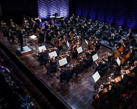 Baltic Symphony Festival. One Concert, Three Orchestras