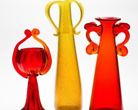 Chasing Colour | The Glass Art of Jerzy Słuczan-Orkusz