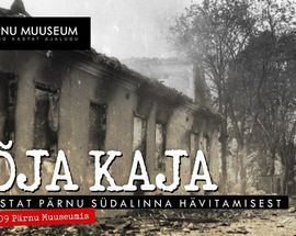Echo of war. 75 years since the bombing of Pärnu