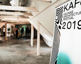 Kaunas Architecture Festival KAFe 2019.
