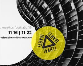 Contemporary Music Festival'19 Iš Arti