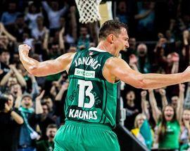 EuroLeague: Žalgiris Kaunas – Valencia Basket