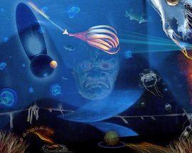 Andrzej Dudziński: The Underwater Bestiary