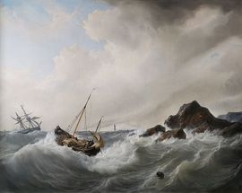 Marine Art of the 19th Century