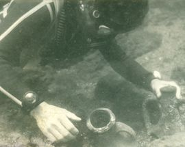 """""""Stories from the seabed - 60 Years of Underwater Archeology in Bulgaria 1959 - 2019 """""""
