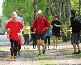 Sunday Slow Jogging