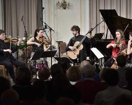 Zagreb KOM 14 - The 14th Zagreb International Chamber Music Festival