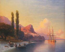 Metaphysics of Light. Paintings by Ivan Aivazovsky (1817–1900)