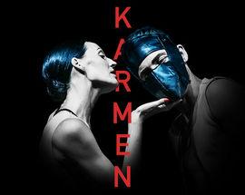 Carmen. Dance performance