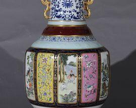 Porcelain Journey through the Silk Road - Chinese Porcelain Culture Exhibition