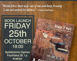 'A Church of Islam' Book Launch, with Shaun O'Neill