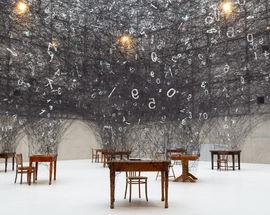 Counting Memories. Chiharu Shiota