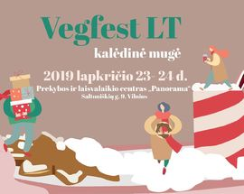 Vegfest LT Christmas Fair