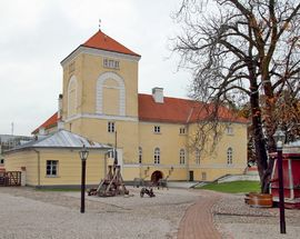 Castle of the Livonian Order