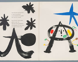 'Сolor, Humor, Rhythm.' Books Illustrated by Joan Miró from the Collection of Mark Bashmakov