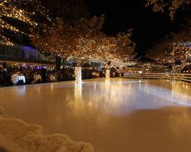 Live on Ice - Romantic skating in Küsnacht