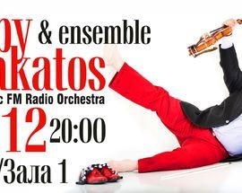 Roby Lakatos and Ensemble