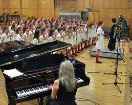 Christmas Concert of BNR Children Choir