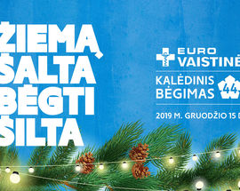 Vilnius Christmas Run 2019
