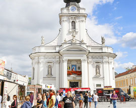 Wadowice: Birthplace of Pope John Paul II
