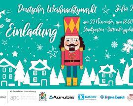 Deutscher Weihnachtsmarkt Sofia