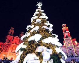 Cosmic Christmas Town