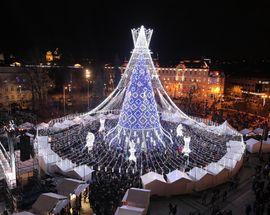 Christmas in Vilnius 2019