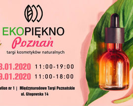 Eco Beauty // Organic Beauty Products Fair