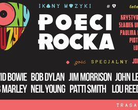 Music Icons — Rock's Poets