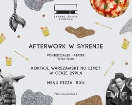 Afterwork at Syrena! / Syreni Śpiew at Praga Koneser Center