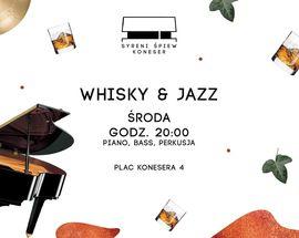 Whisky&Jazz / Syreni Śpiew Koneser