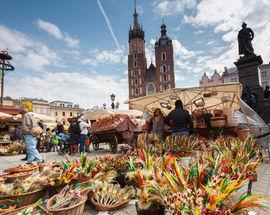 Kraków Easter Market