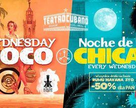 Noche de las Chicas! x Wednesday LOCO by Kakao Events!