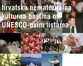 Croatian Intangible Cultural Heritage on UNESCO List