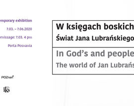 In God's and People's Books. The World of Jan Lubrański