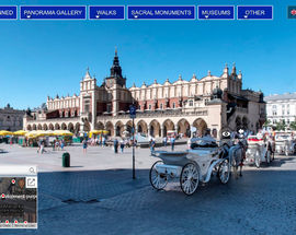 Kraków Virtual Tours & Online Sightseeing