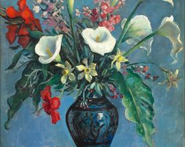 Strauss & Co Online auction of fine art and wine