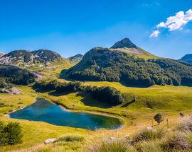 Zelengora Glacial Lakes