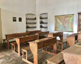 Ivo Andric Memorial Classroom