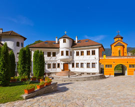 Dobrun Monastery