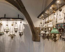 The Golden Age of Kerosene Lamps