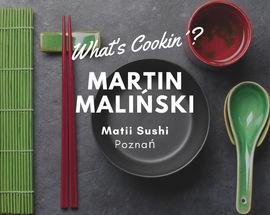 What's Cookin'? @ Matii Sushi Restaurant | Chicken Katsu Burger from Martin Maliński