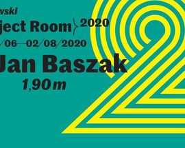 Jan Baszak. 190 cm